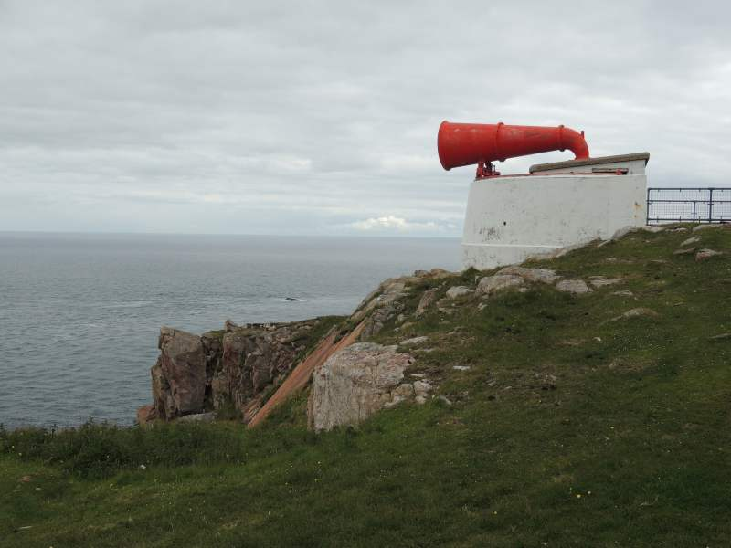 Nebelhorn  Cape Wrath
