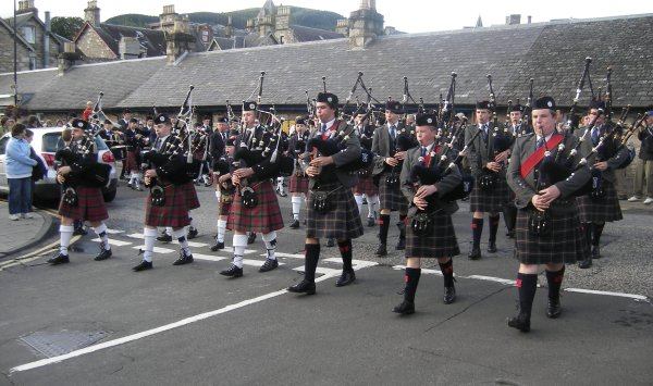 Pitlochry Bagpipes